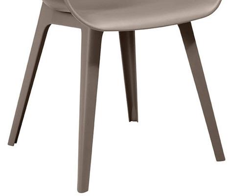 Nogi do krzesła AKOLA - cappuccino