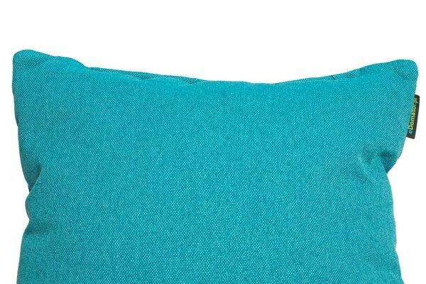 Poduszka ozdobna AMELIA 40x40 cm - turkus