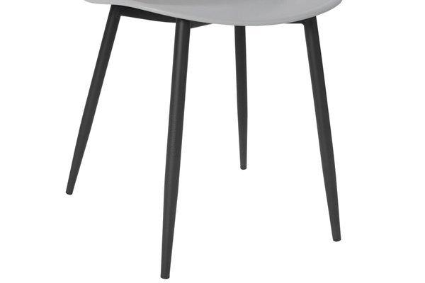 Zestaw mebli dla 4 osób - stół okrągły LUNA i 4 krzesła SIENA